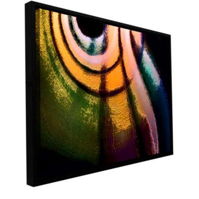 Brushstone La Tierra Al Cielo Gallery Wrapped Floater-Framed Canvas Wall Art