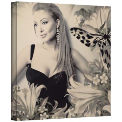 Brushstone Natural Beauty Gallery Wrapped Canvas Wall Art