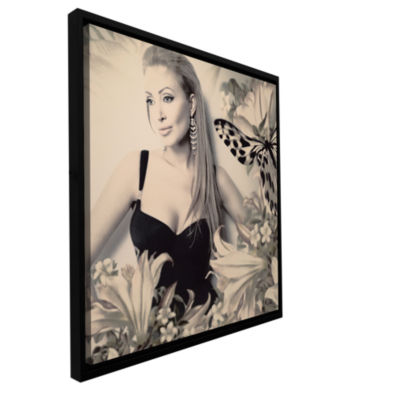 Brushstone Natural Beauty Gallery Wrapped Floater-Framed Canvas Wall Art