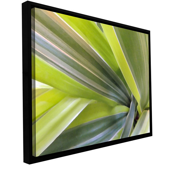 Brushstone Natural Selection 6 Gallery Wrapped Floater-Framed Canvas Wall Art