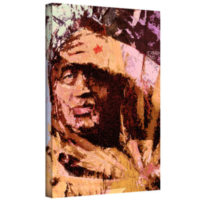 Brushstone Napa Lute Gallery Wrapped Canvas Wall Art
