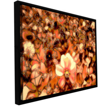 Brushstone New Array Gallery Wrapped Floater-Framed Canvas Wall Art