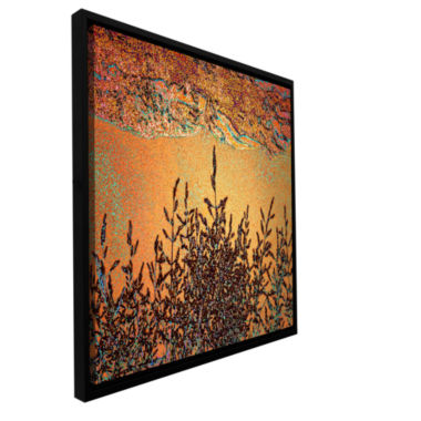 Brushstone Kanab Creek Gallery Wrapped Floater-Framed Canvas Wall Art
