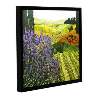 Brushstone It's Magic Gallery Wrapped Floater-Framed Canvas