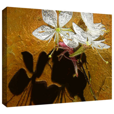 Brushstone Spring Shadows Gallery Wrapped Canvas Wall Art