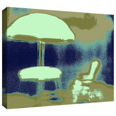 Brushstone Summer Thru The Screen Gallery WrappedCanvas Wall Art