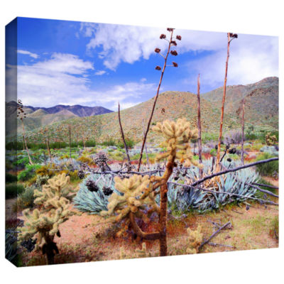 Brushstone The Peoples Homeland Gallery Wrapped Canvas Wall Art