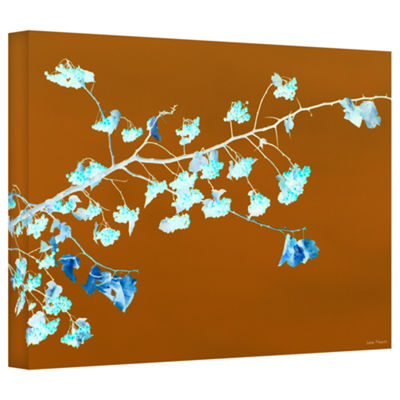 Brushstone Just Leaving Gallery Wrapped Canvas Wall Art