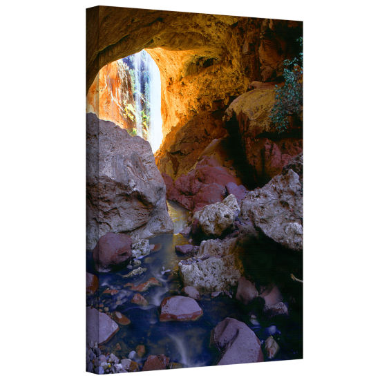 Brushstone Tonto Natural Bridge Gallery Wrapped Canvas Wall Art