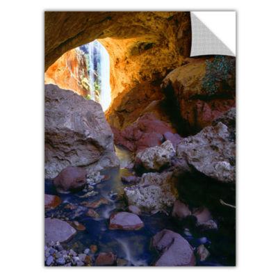Brushstone Tonto Natural Bridge Removable Wall Decal