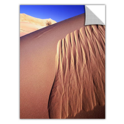 Brushstone Kelso Dunes Erosion Removable Wall Decal
