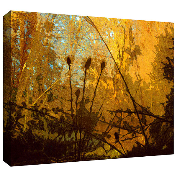 Brushstone Riverside Gallery Wrapped Canvas Wall Art