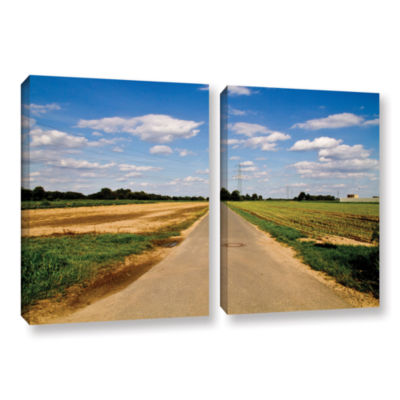 Brushstone Never Ending 2-pc. Gallery Wrapped Canvas Wall Art