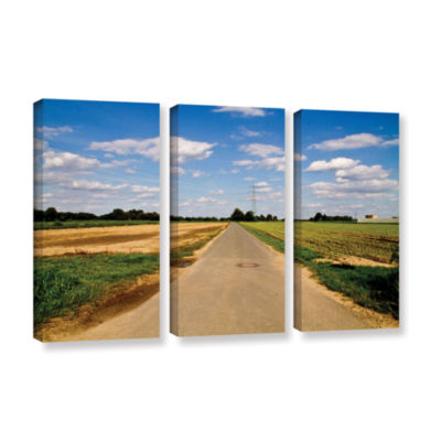 Brushstone Never Ending 3-pc. Gallery Wrapped Canvas Wall Art