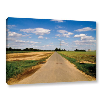 Brushstone Never Ending Gallery Wrapped Canvas Wall Art