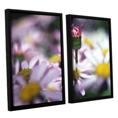 Brushstone New Arrival 2-pc. Floater Framed CanvasWall Art