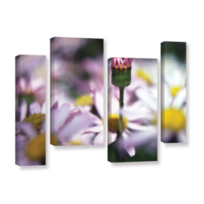 Brushstone New Arrival 4-pc. Gallery Wrapped Staggered Canvas Wall Art