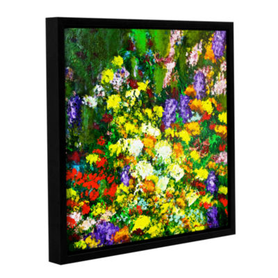 Brushstone New Orleans Gallery Wrapped Floater-Framed Canvas Wall Art
