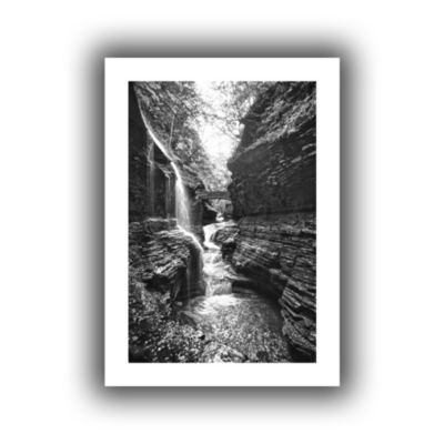 Brushstone New York -Watkins Glen Canvas Wall Art