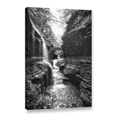 Brushstone New York -Watkins Glen Gallery WrappedCanvas Wall Art