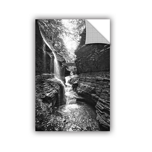 Brushstone New York -Watkins Glen Removable Wall Decal