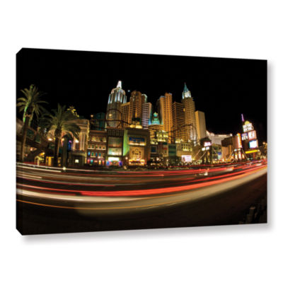 Brushstone New York New York Gallery Wrapped Canvas Wall Art