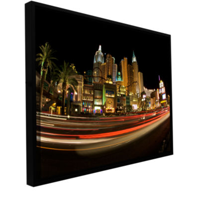 Brushstone New York New York Gallery Wrapped Floater-Framed Canvas Wall Art