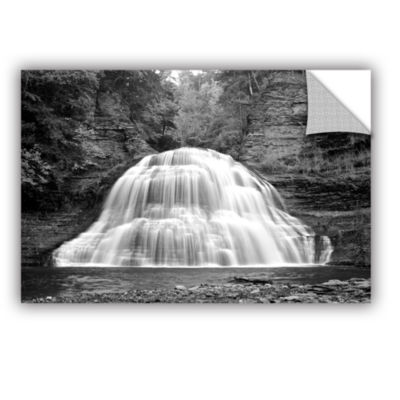 Brushstone New York-Treman Falls Removable Wall Decal
