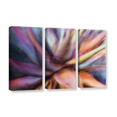 Brushstone Nkeez 3-pc. Gallery Wrapped Canvas Wall Art