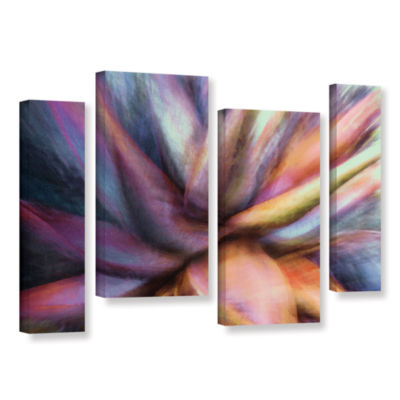 Brushstone Nkeez 4-pc. Gallery Wrapped Staggered Canvas Wall Art