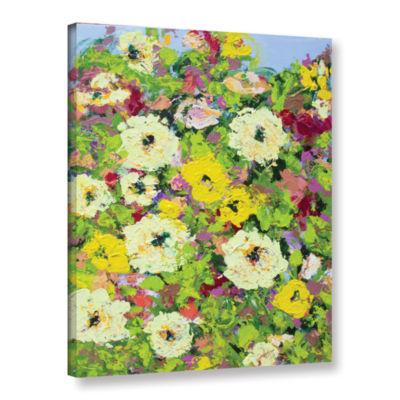 Brushstone Keukenhof Garden Gallery Wrapped Canvas Wall Art