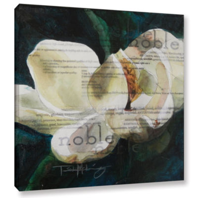 Brushstone Noble Gallery Wrapped Canvas Wall Art