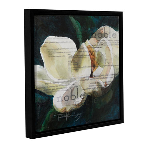 Brushstone Noble Gallery Wrapped Floater-Framed Canvas Wall Art
