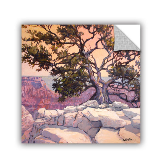 Brushstone North Rim Tree Removable Wall Decal