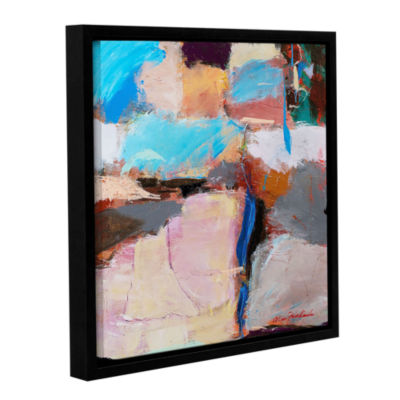 Brushstone Nothing Of Everything Gallery Wrapped Floater-Framed Canvas Wall Art