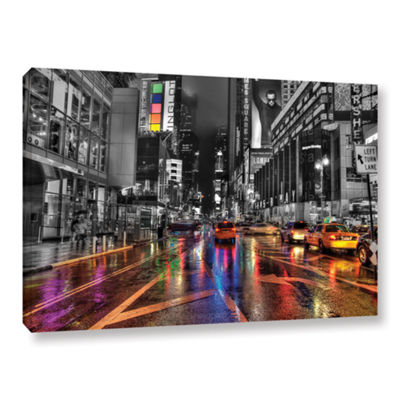 Brushstone NYC Gallery Wrapped Canvas Wall Art