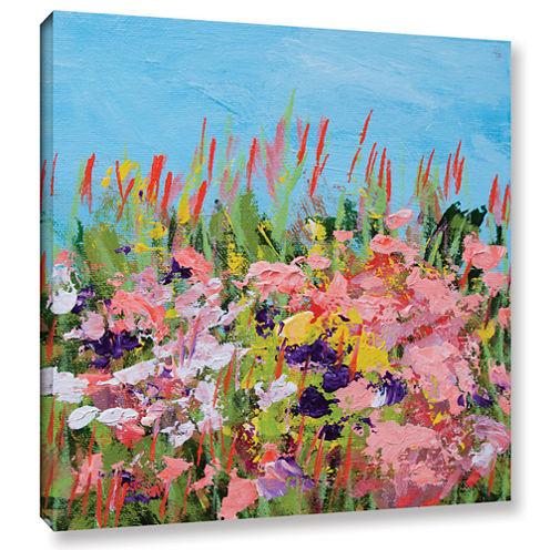 Brushstone Kew Garden Gallery Wrapped Canvas Wall Art