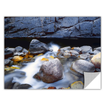 Brushstone Kings River Removable Wall Decal