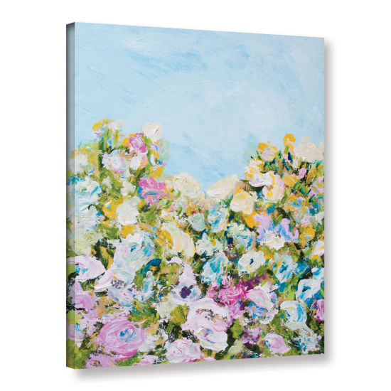 Brushstone Kirklington Gallery Wrapped Canvas Wall Art