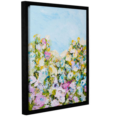 Brushstone Kirklington Gallery Wrapped Floater-Framed Canvas Wall Art