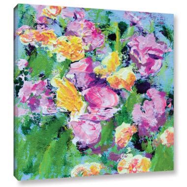 Brushstone Kirstenbosch Garden Gallery Wrapped Canvas Wall Art