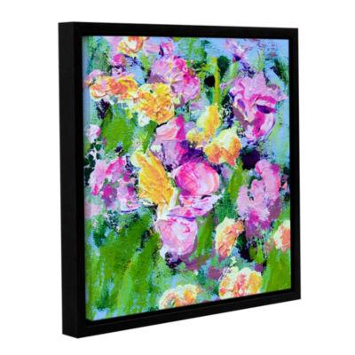 Brushstone Kirstenbosch Garden Gallery Wrapped Floater-Framed Canvas Wall Art