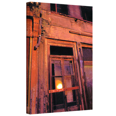 Brushstone Old Sacramento Gallery Wrapped Canvas Wall Art