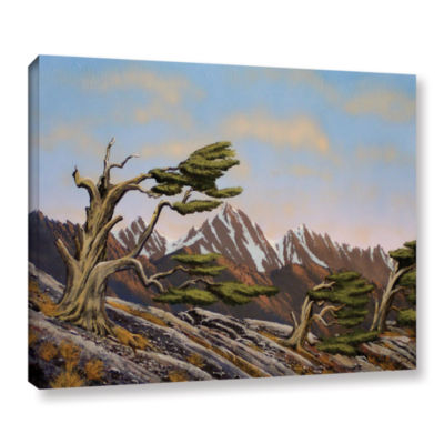 Brushstone Old Timers Gallery Wrapped Canvas WallArt