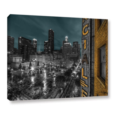 Brushstone L.A. Gallery Wrapped Canvas Wall Art