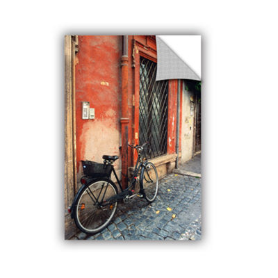 Brushstone La Bicicletta Removable Wall Decal