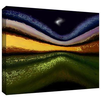 Brushstone La Tierra Al Cielo Gallery Wrapped Canvas Wall Art