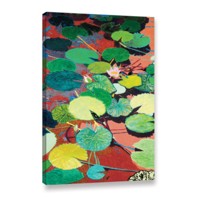 Brushstone Lazy Summer Afternoon Gallery Wrapped Canvas Wall Art