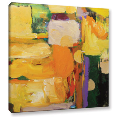 Brushstone Omar Gallery Wrapped Canvas Wall Art