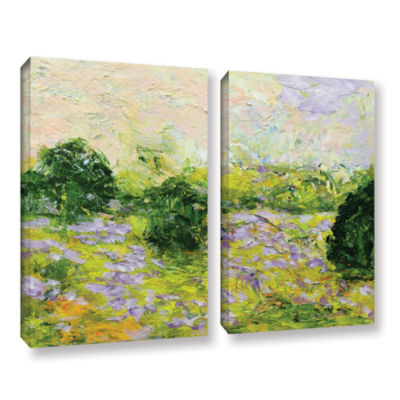 Brushstone Leicester 2-pc. Gallery Wrapped CanvasWall Art